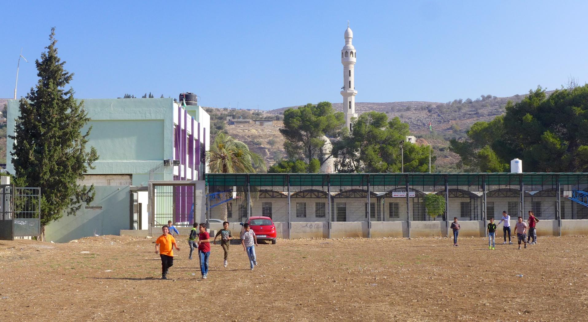 Burin community school
